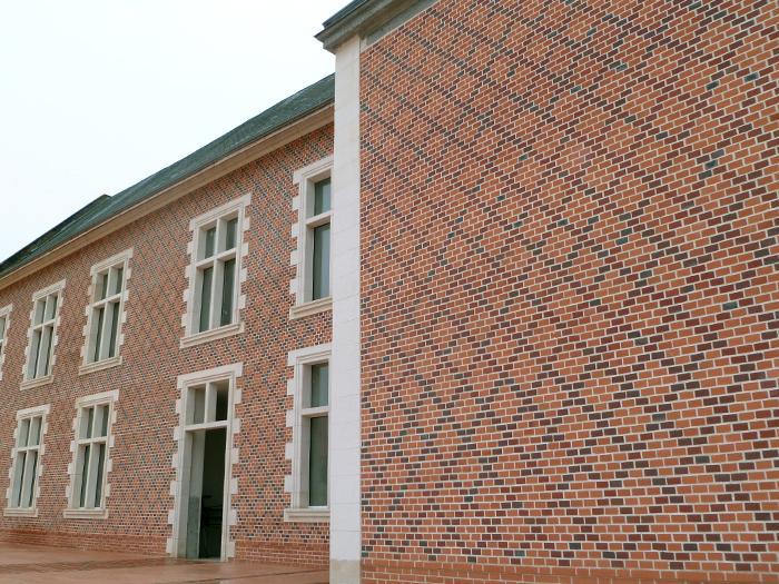 Restauration bâtiment historique